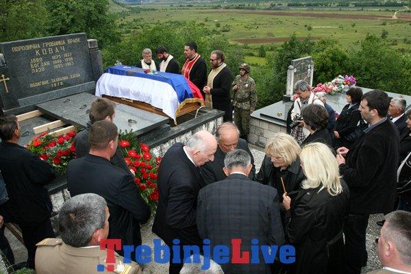 sahrana generala bogdana kovaca