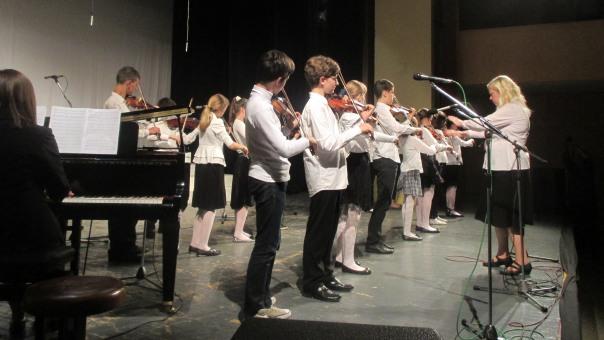 humanitarni koncert ucenici muzicke skole trebinje