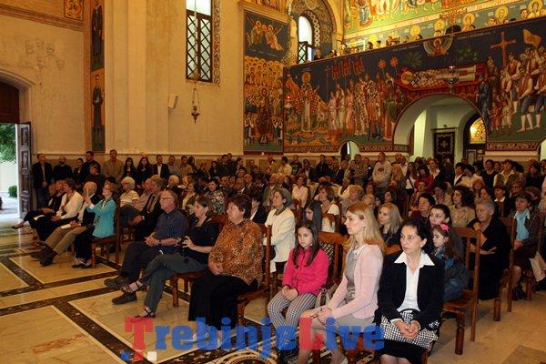 koncert u sabornom hramu u trebinju