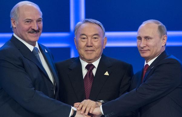 savez rusije bjelorusije i kazahstana
