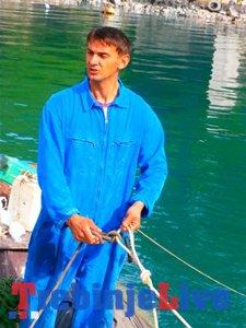ulovio raketu u moru dalibor dado pavicevic herceg novi