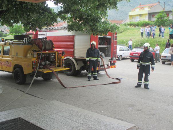vatrogasna vjezba trebinje