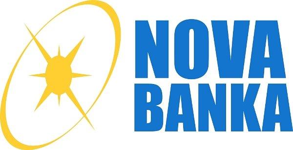 Logo Nova banka