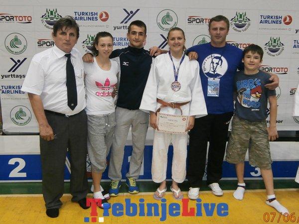 ivana rikalo turska juniorsko prvenstvo