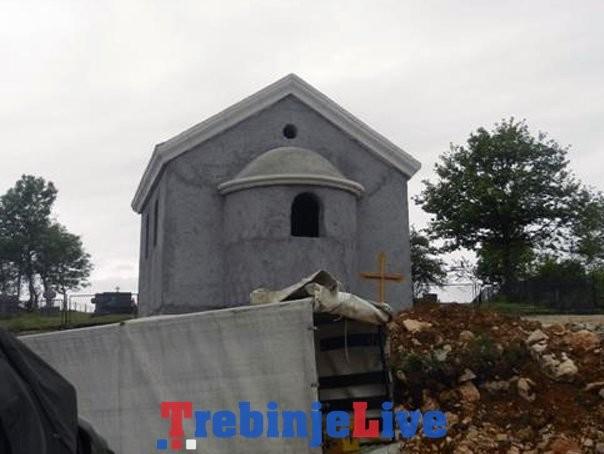 izgradnja hrama medanici gacko