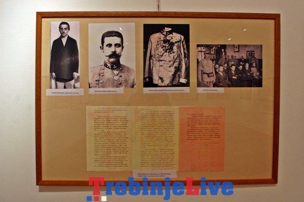 izlozba povodom 10 godina prvog svjetskog rata