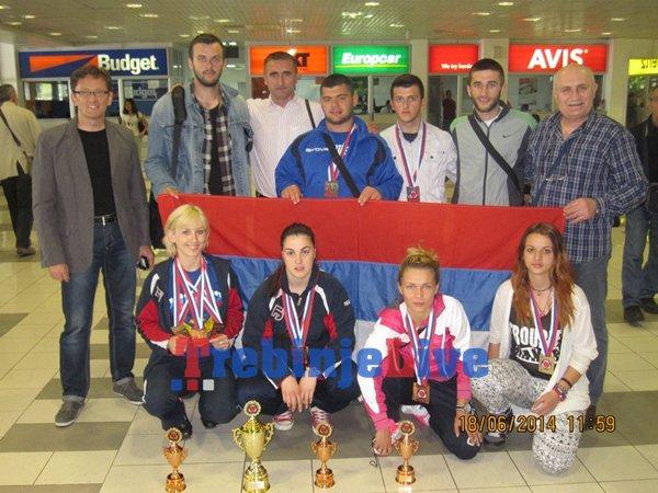 karate reprezentacija srpske u rusiji