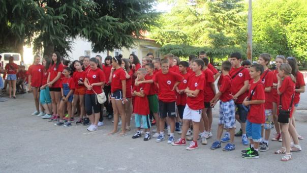 ljetna skola crvenog krsta