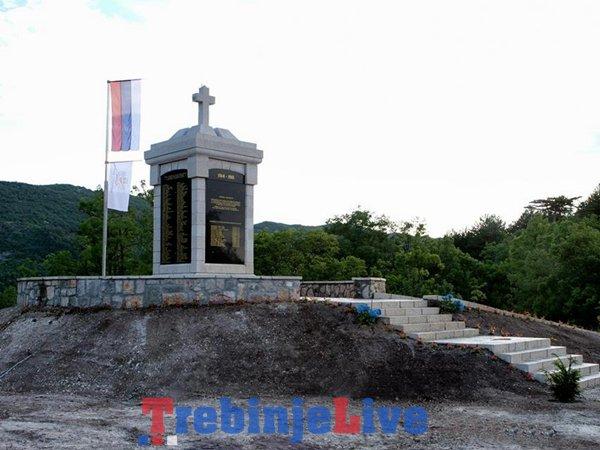 spomenik na orovcu