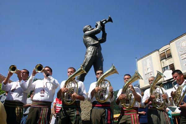 Sabor trubaca u Guci