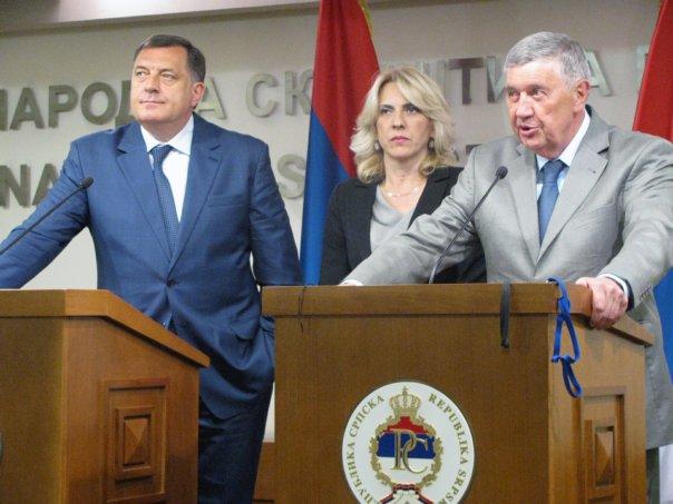 dodik za predsjednika srpske