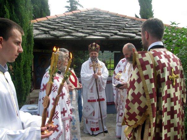 liturgija petropavlov manastir