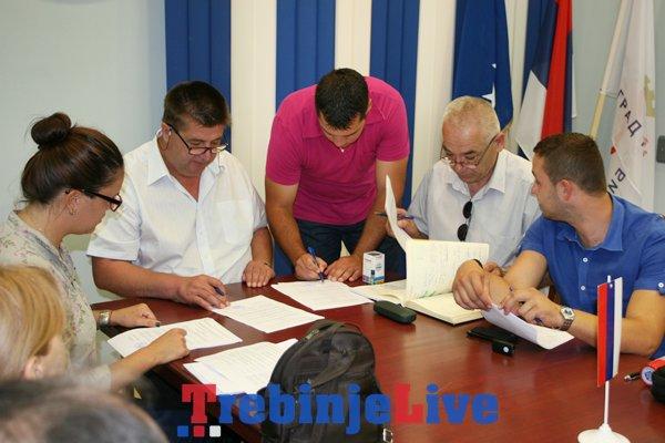 potpisivanje ugovora trebinje