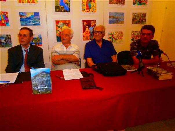 promocija knjige podorjenske price herceg novi