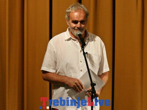 slobodan custic otvara 57 festival festivala trebinje 2014