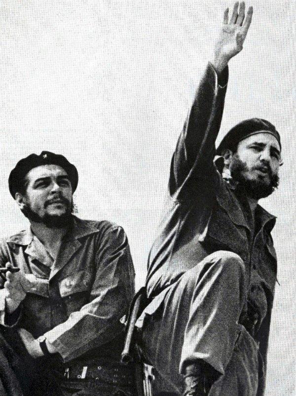 Che Guevara Fidel Castro