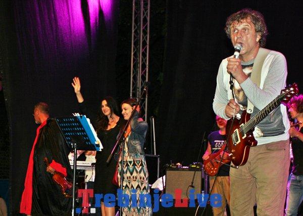 koncert emira kusturice i the no smoking orchestra trebinje