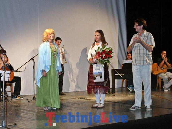 milena dravic otvorila filmski festival u trebinju