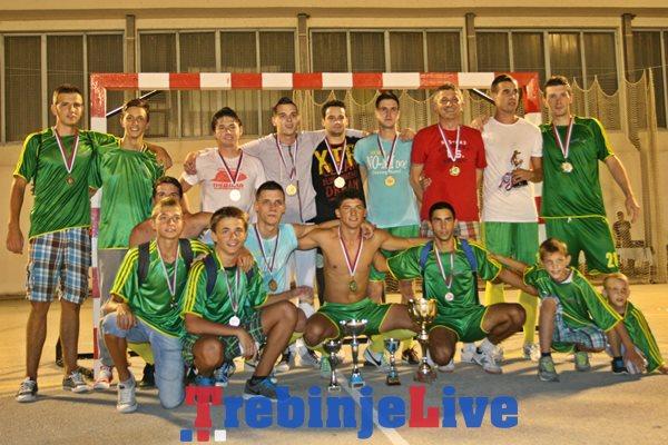mokri dolovi pobjednici olimpijade u malom fudbalu trebinje 2014