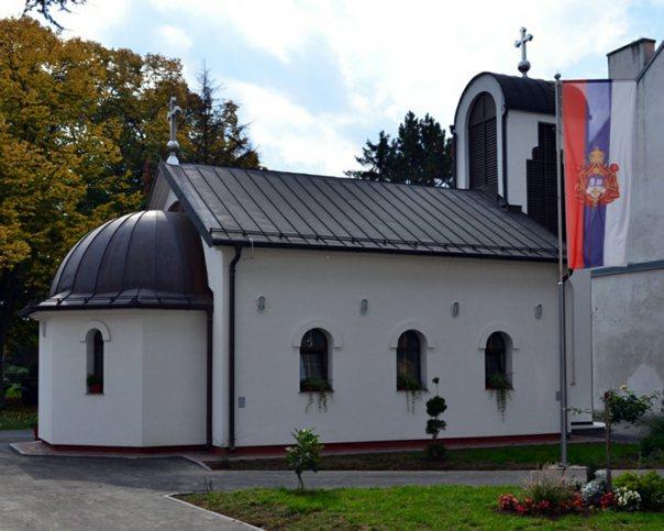 vojna crkva bijeljina