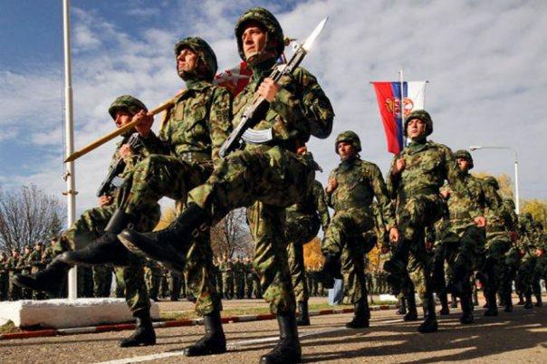 vojna parada beograd srbija