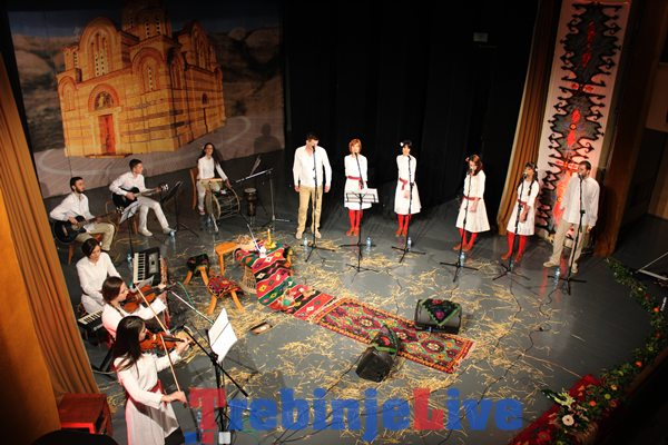 koncert etno grupe zahumlje trebinje