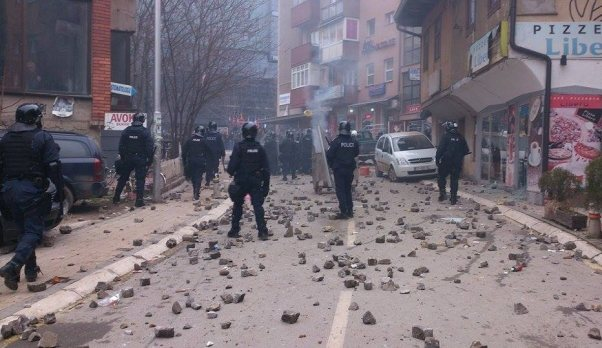 kosovo i metohija pristina protesti trepca