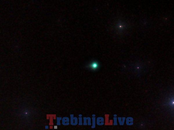 posmatranje komete tau trebinje