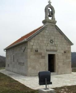 crkva zagora