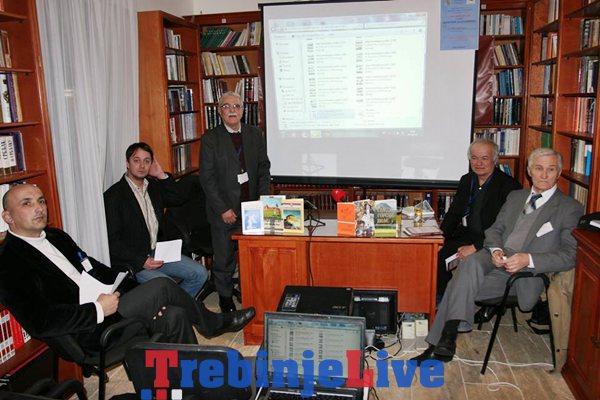 pravoslavni razgovori i promocija knjige avramov stap trebinje 2015