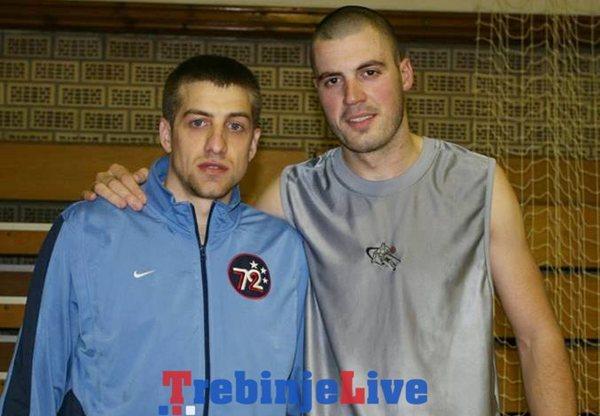 Darko Damjanovic i Danilo Negovanovic