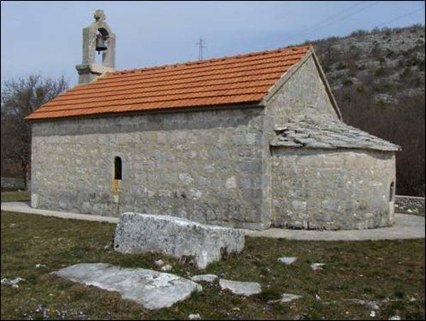 crkva petkovica vlasace