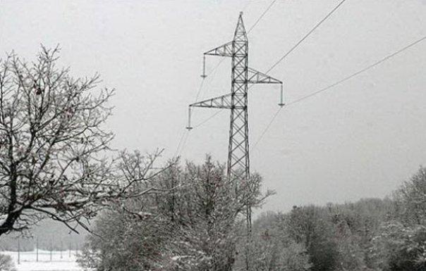struja snijeg