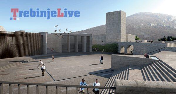 projekat hercegovacke gracanice mali grad trebinje kompleks crkvina