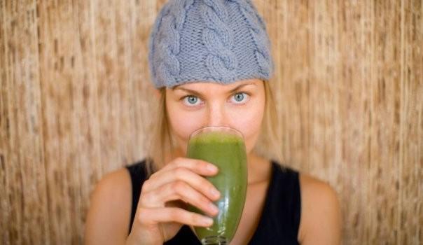 zeleni napitak sok