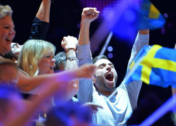 Svedska evrovizija pobjednik