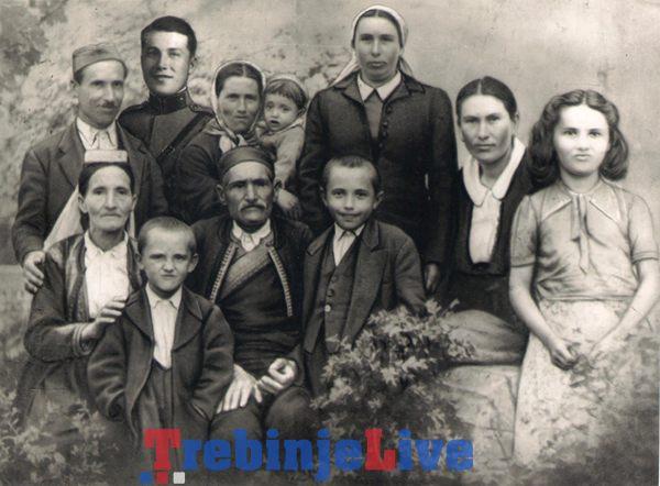 Porodica Providzalo 1946-1947