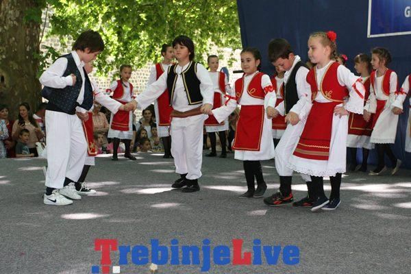 koncert  najmladjih sastava gkud alat trebinje