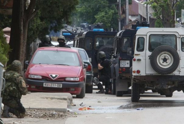 makedonija sukobi kumanovo