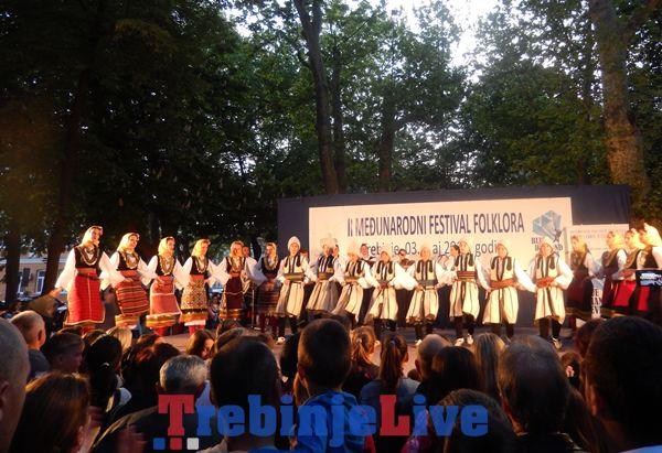 medjunarodni festival folklora trebinje 2015 ucesnici