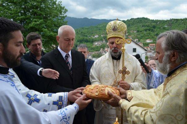 osvecenje i slava spomen kapele u konjicu