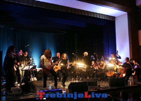 rock simfonija koncert trebinje