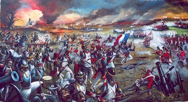 bitka kod vaterloa napoleon