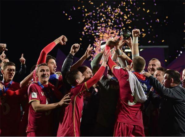 Srbija svjetsko prvenstvo fudbal