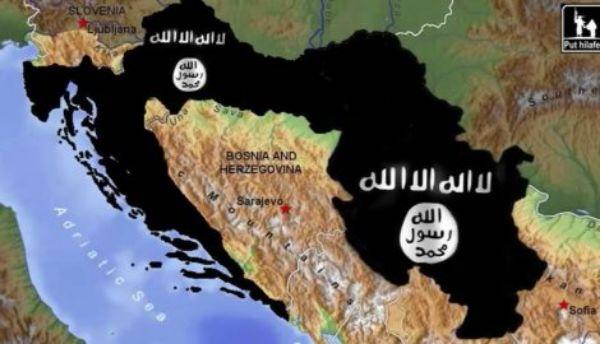 Hilafet balkan islamska drzava