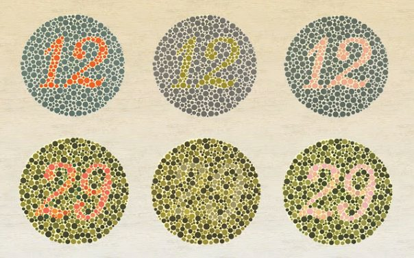 daltonizam test