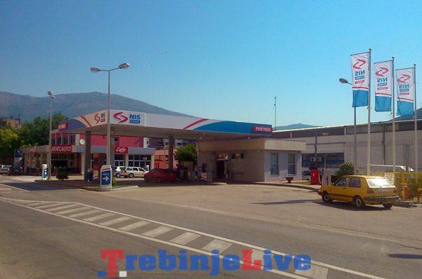 gazprom trebinje benzinska stanica nis