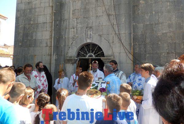 petropavlov manastir liturgija
