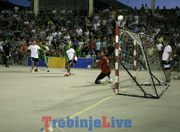polufinale olimpijada u malom fudbalu trebinje 2015