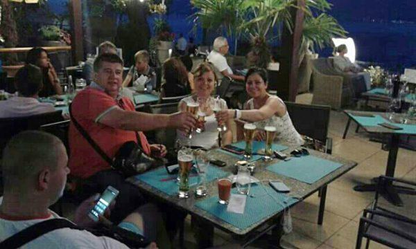 slavko sa porodicom u svajcarskoj